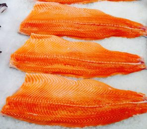 Fresh Salmon Fillet 2